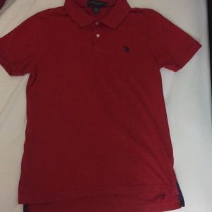 Used. U.S.POLO ASSN. Slim Fit polo.